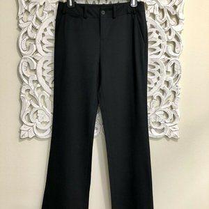 Ralph Lauren Womens Pants Size 2P Black